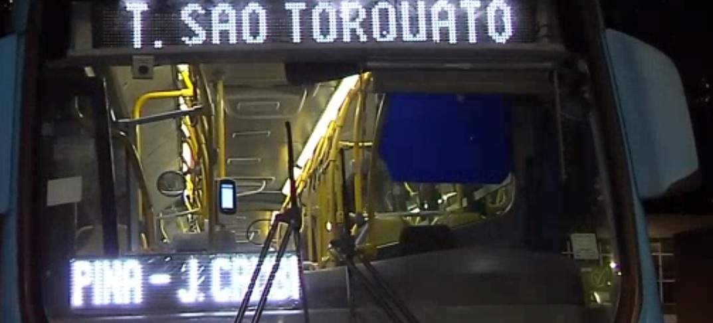 Vitória: Bandidos aterrorizam passageiros do Transcol durante assalto