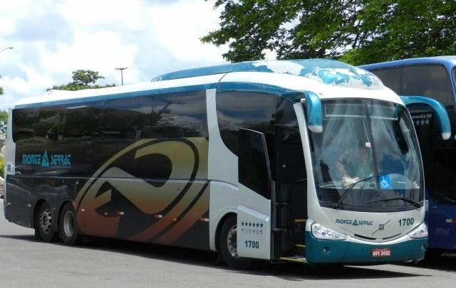 Expresso Nordeste segue vendendo seus ônibus mais antigos na frota