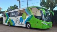 Marcopolo lança ônibus elétrico para o fretamento