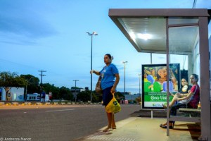 Abrigos de ônibus em Boa Vista são abastecidos com energia solar