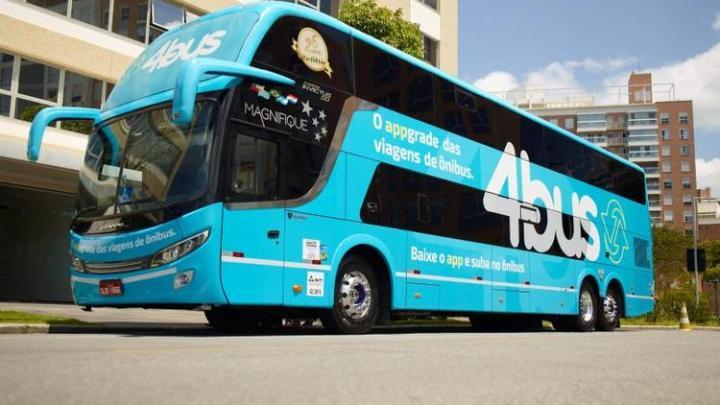 4bus, novo aplicativo de ônibus será lançado em Santa Catarina