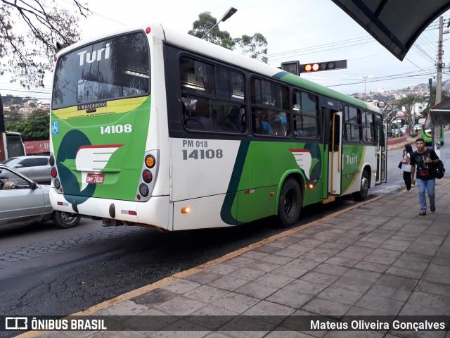 Prefeitura de Pará de Minas altera itinerários de ônibus no mês de dezembro