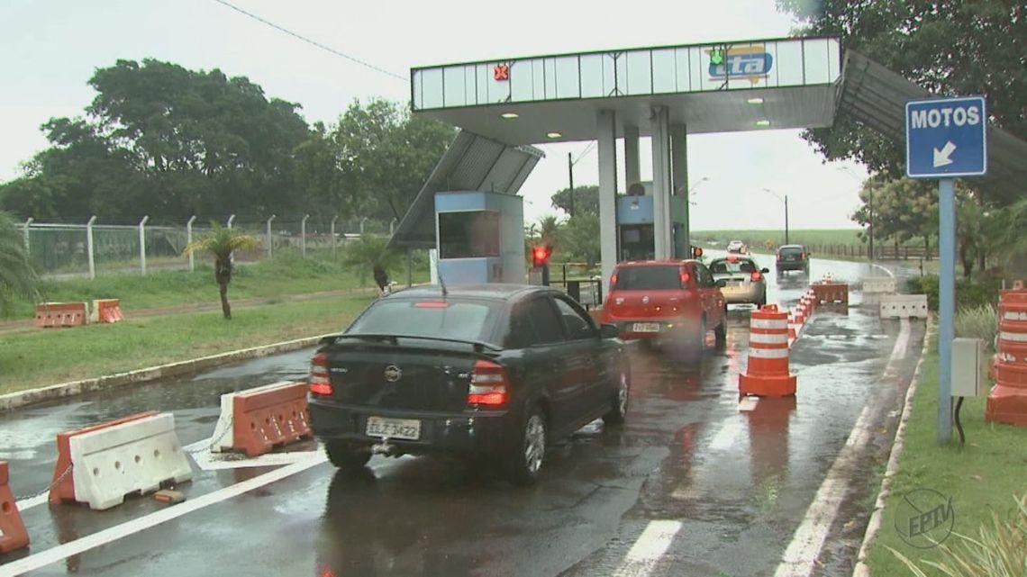 SP: Pedágio em Bueno de Andrada terá cabine automática
