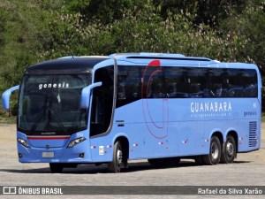 Expresso Guanabara recebe nos próximos dias novos ônibus Busscar