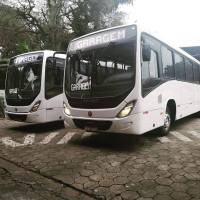SC: Volkmann Transporte Coletivo e Turismo adquire dois ônibus urbanos
