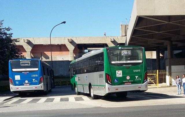 São Paulo: Rodoviários da empresa Transunião encerram paralisação na Zona Leste