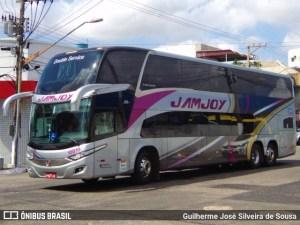 Tentativa de assalto a ônibus da Jam Joy deixa dois mortos na BR-316 no Maranhão