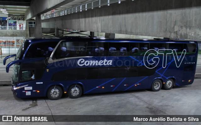 Viacao Cometa Fatura Mais Que Gontijo Na Curitiba X Belo Horizonte