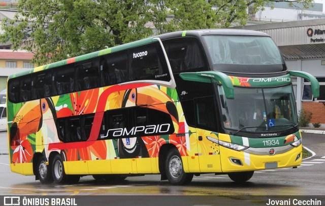 Viação Sampaio e Util devem receber mais ônibus DD nas próximas semanas