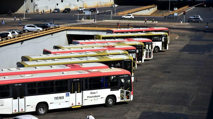 Empresas de ônibus passarão a detalhar informações de sistema ao GDF