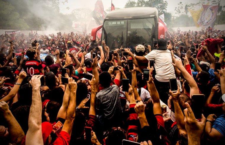 Rio: Flamengo divulga esquema do AeroFla nesta sexta-feira 13