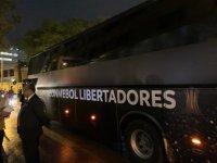 Flamengo chega a Lima para final da Libertadores