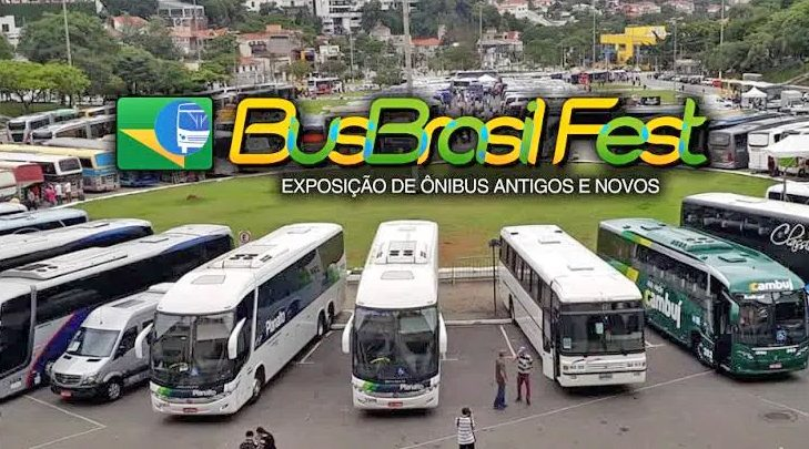 BusBrasil Fest 2019 segue resgatando a história do transporte e mostrando tendências do setor
