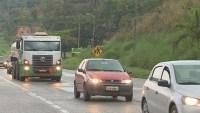 BR-381 segue com movimento intenso na chegada a Belo Horizonte