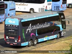 Viação Açailândia incorpora dois novos ônibus da empresa Alexandre Turismo e app 4Bus