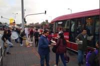 Colômbia tem manhã de bloqueios devido greve geral