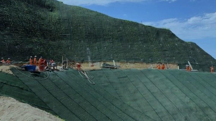 RJ: Obras executadas pelo DNIT garantem fluxo de veículos na BR-101 em Angra dos Reis