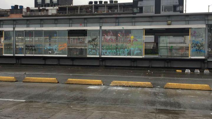 Ao Vivo: Confira a situação do transporte em Bogotá durante protestos