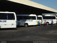 Aracaju: Homem é morto a tiros dentro de ônibus no Terminal Luiz Garcia