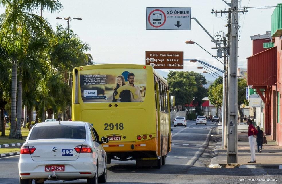 Frota de Boa Vista circulará com 100% dos ônibus neste domingo para atender o Enem