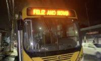Bandido assalta ônibus duas vezes no mesmo dia em Manaus