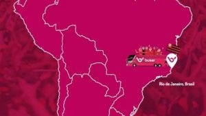 Libertadores: Buser vai liberar tarifa promocional no trecho Rio x Lima