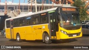 Vídeo: Ônibus da empresa  Real Auto Ônibus atropela ciclista e motorista foge sem prestar socorro na Zona Sul do Rio, diz rádio