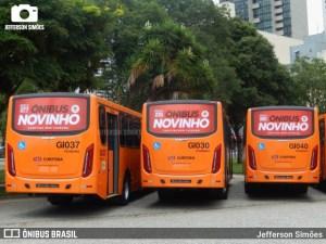 Curitiba: Empresas renovam frotas com 50 novos ônibus
