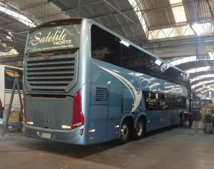 Expresso Satélite Norte renova com Busscar DD