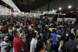 Rodoviária de Goiânia disponibiliza 3 mil novos horários para o natal e réveillon