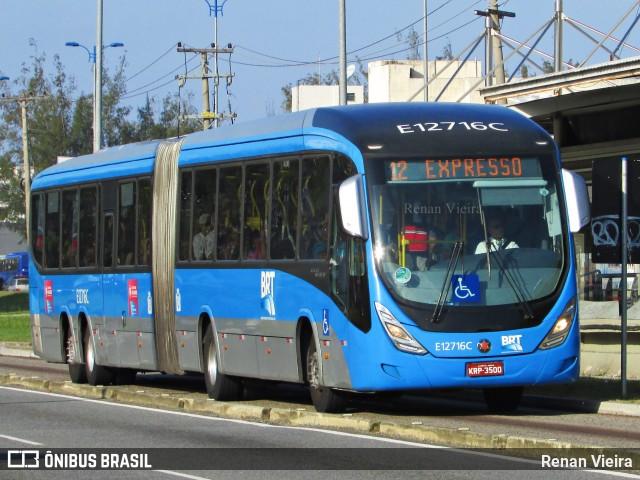 BRT Rio segue com sérios problemas após o natal como mostram os passageiros
