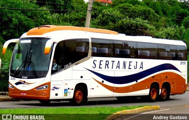 Viação Sertaneja segue com alta procura no trecho Brasília x São João del Rei x Brasília