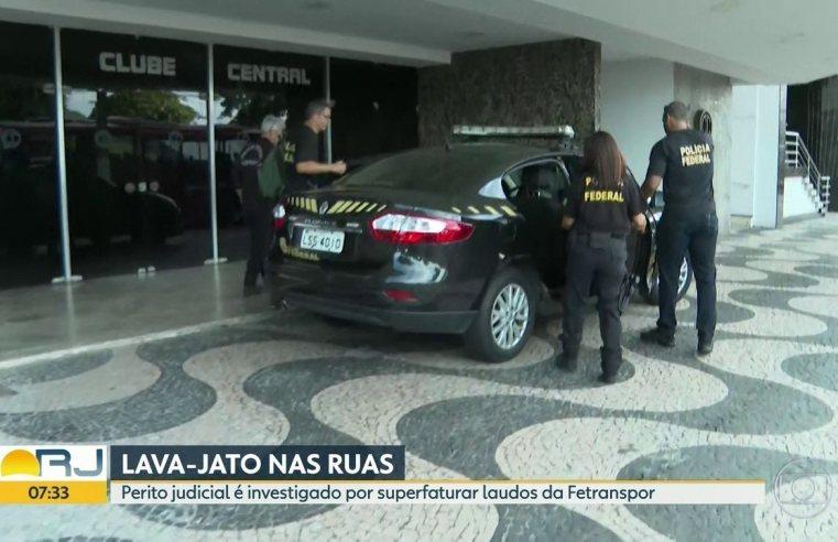 Lava Jato prende perito judicial suspeito de ajudar empresas de ônibus no Rio de Janeiro