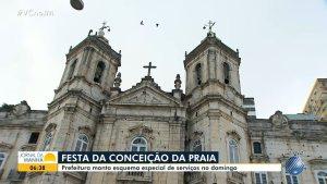 Salvador: Festa da Conceição da Praia terá esquema especial de serviços municipais