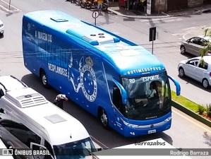 Cruzeiro pode perder ônibus se não pagar dívida