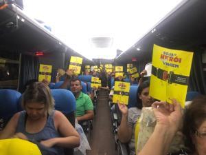 Ager-MT intensifica fiscalização nos ônibus neste fim de ano