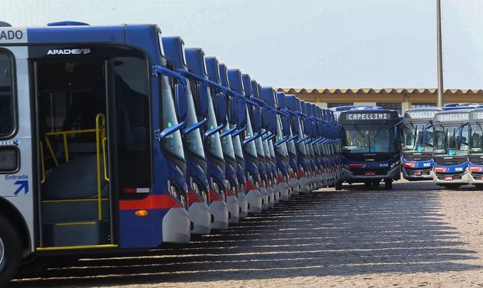 SP: Créditos antigos nos ônibus intermunicipais de Campinas e Região valem até dia 31