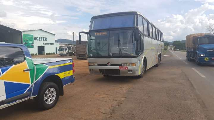 ANTT conscientiza sobre transporte clandestino em Goiás
