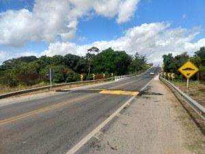 SE: DNIT inicia recuperação da ponte sobre rio das Pedras na BR-235