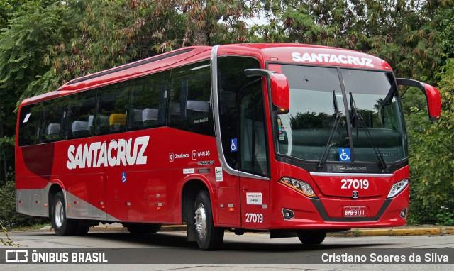 Viação Santa Cruz renova com novos ônibus Busscar