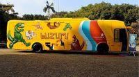 SP: BuZum estreia o espetáculo 'O Grande Perigo' em Vargem Grande Paulista