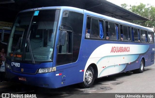 ES: Ônibus da Viação Aguia Branca é assaltado em São Mateus