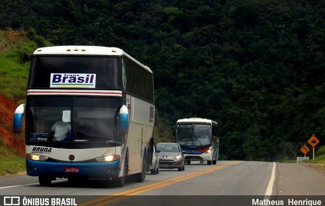 RO: Acidente com ônibus da Bruna Turismo e caminhão deixa 6 mortos e diversos feridos na BR-364 em Vilhena