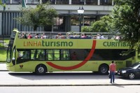 Moradores de Curitiba tem até esta quinta-feira para usar a tarifa especial na Linha Turismo