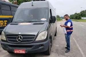 Governo do Pará reforça  fiscalização nos portos e terminais de ônibus para as festas de fim de ano