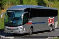 Auto Viação 1001 renova com mais ônibus Marcopolo