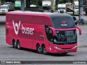 MPF defende que TRF2 não suspenda serviços de ônibus por meio de aplicativo Buser