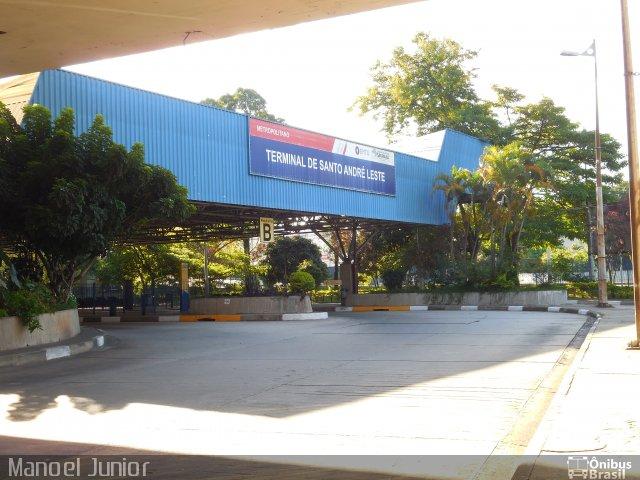 SP: Terminal Santo André Leste da EMTU/SP recebe a campanha sobre saúde mental Janeiro Branco