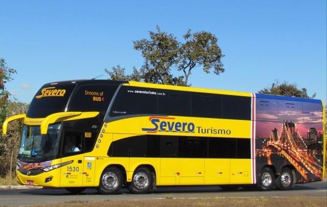 Viação Itapemirim deve cerca de R$ 2 milhões a Severo Turismo por aluguel de ônibus, diz site