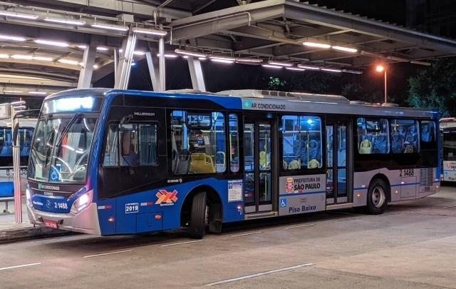 Prefeitura de São Paulo informa que obras provocam desvio de 26 linhas de ônibus na região da Mooca
